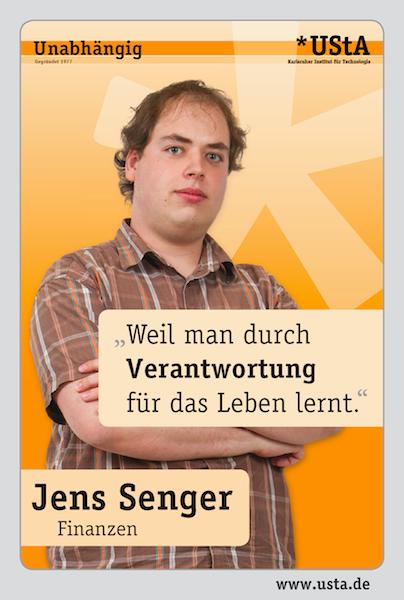 Jens Senger