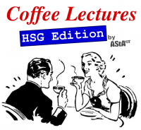 Coffee Lectures - HSG Edition by AStA KIT
