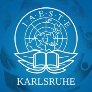 IAESTE Karlsruhe Logo