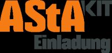 AStA-Sitzungseinladung
