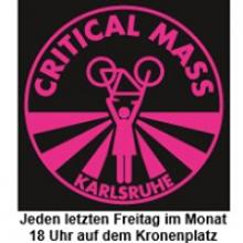 Critical Mass Karlsruhe Logo