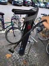 Fahrradpumpstation Gerthsen