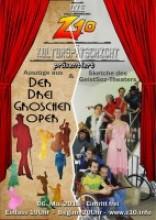 Kulturspätschicht Plakat Geistsoz Dreigroschenoper