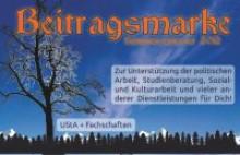Beitragsmarke Sommersemester 2012