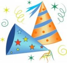 Party Hüte 5 Jahre VS