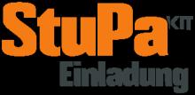 StuPa Logo Einladung