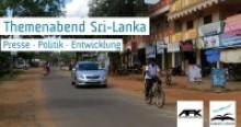 Themenabend Sri Lanka von Studierende ohne Grenzen