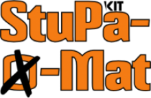 StuPa-O-Mat Logo